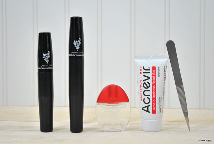 My Morning Routine and How I Prevent and Treat Blemishes as an Adult with Acnevir®