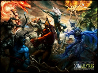(DotA)Defense of the Ancients
