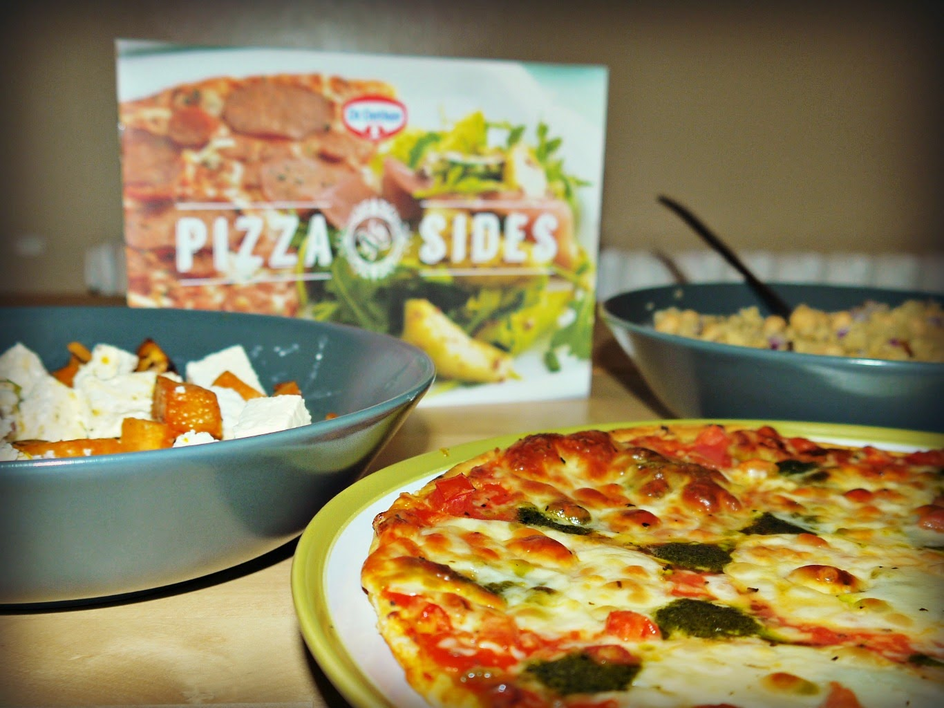 Dr Oetker Ristorante Pizza and Sides