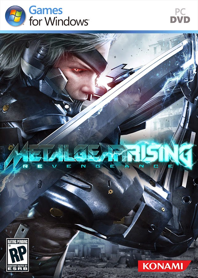 Metal Gear Rising Revengeance pc download