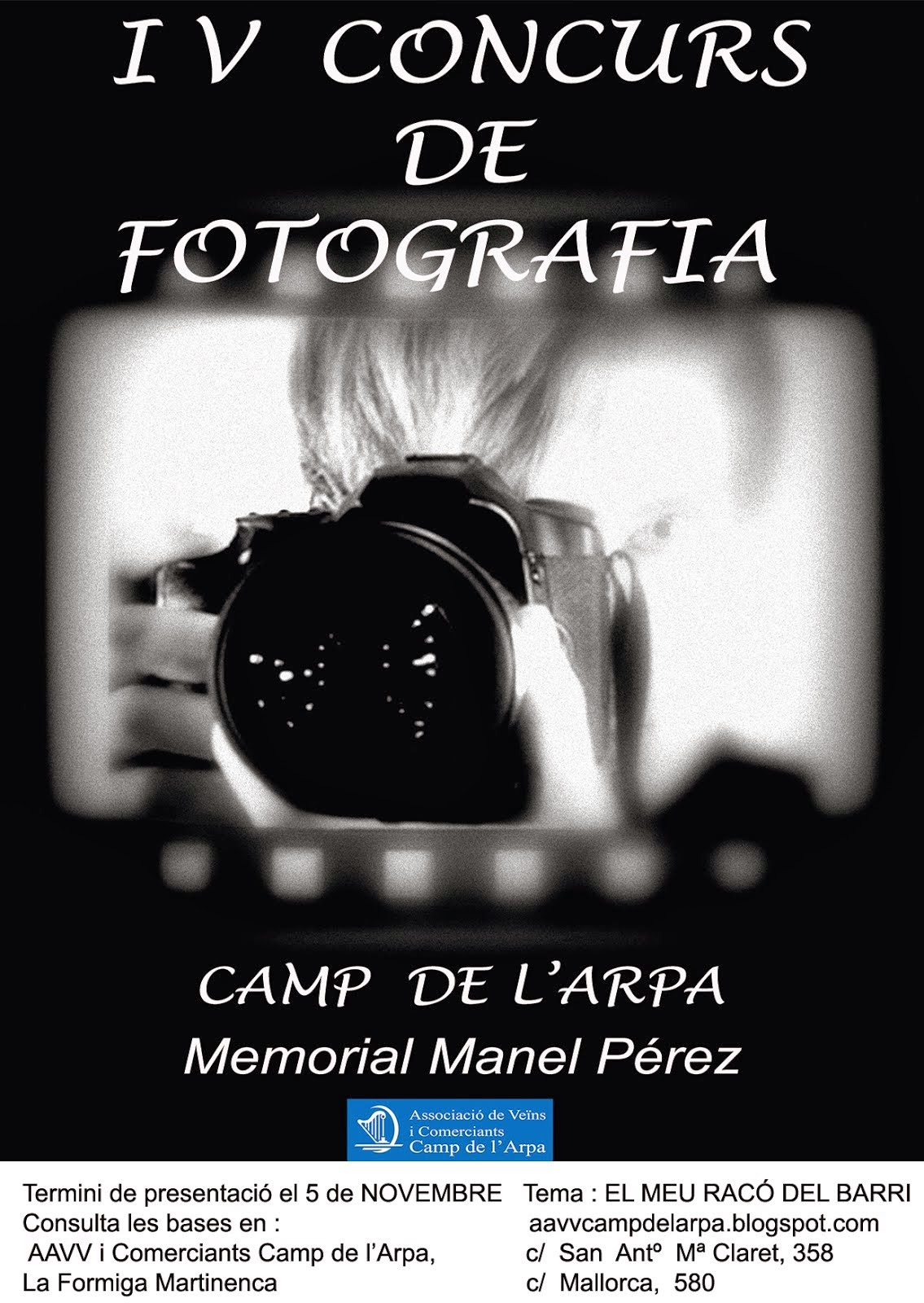 Memorial Fotografia Camp Arpa