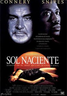 VER Sol naciente (1993) ONLINE ESPAÑOL