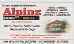 Alpinz Inmobiliairia