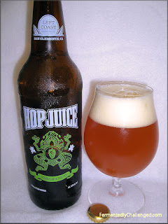 Left Coast Brewing Hop Juice Double India Pale Ale