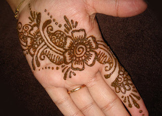 Indian Mehndi Designs 2012