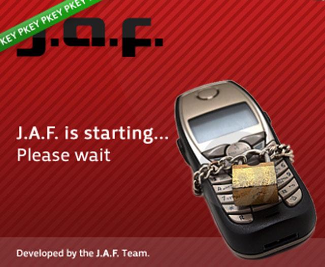 Cara Membuka Phone Lock Kunci Telepon Nokia Dengan JAF