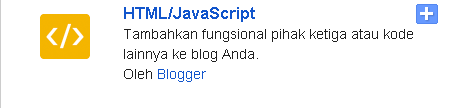 Cara Membuat Sosial Profile Widget Di Blogger