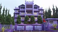 sewa villa murah di bandung villa ungu