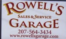 Rowell's Garage (Dover-Foxcroft)