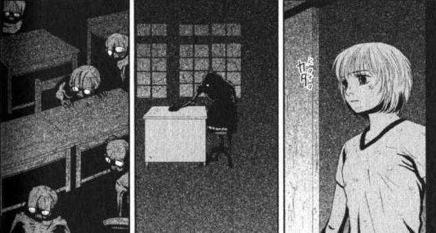 Ghost Hunt Manga the Forgotten Children