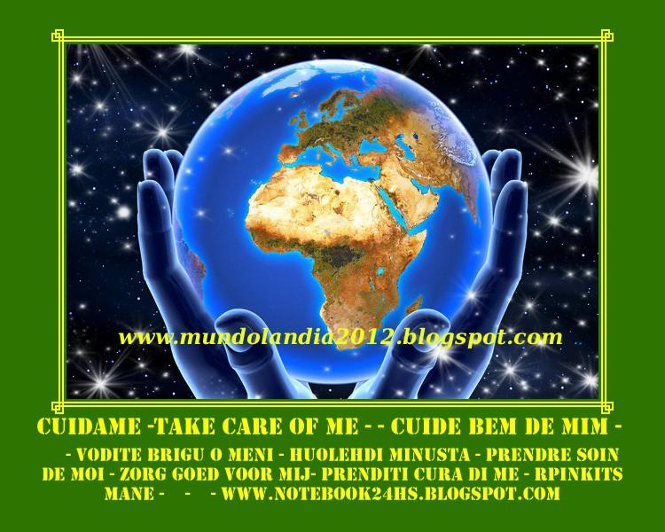 MUNDOLANDIA 2012-  PREPARESE PARA EL NUEVO ORDEN