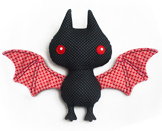 bat sewing pattern