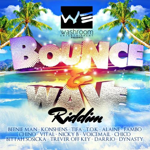 bounce baixarcdsdemusicas.net Bounce e Wave Riddim (Promo CD) 2013