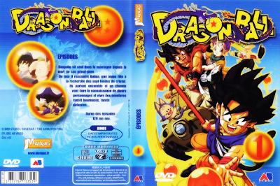 Descargar Dragon Ball (Primera Temporada en Catalán) - Bola de drac / Carátula