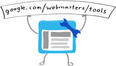 Google webmaster tools new features