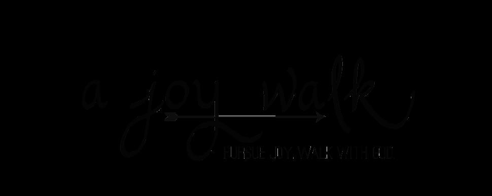 A Joy Walk