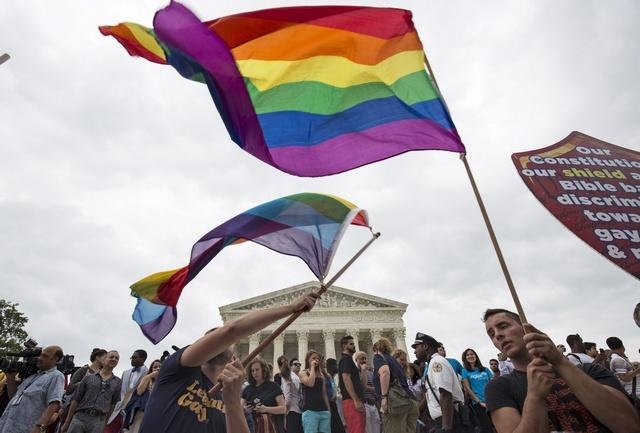 US: Supreme Court Upholds Same-Sex Marriage