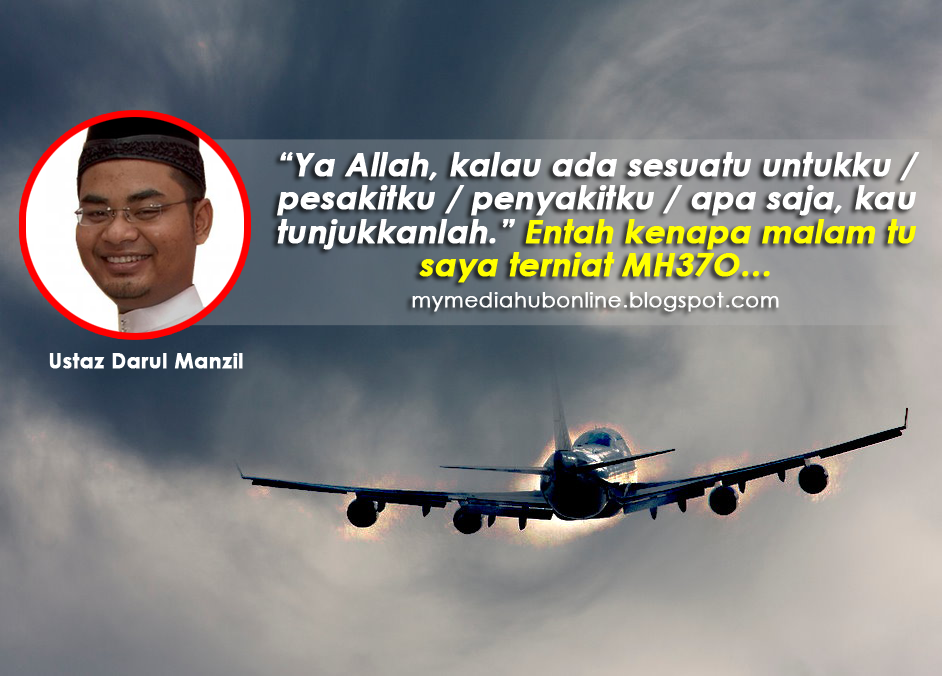 Mimpikan MH370