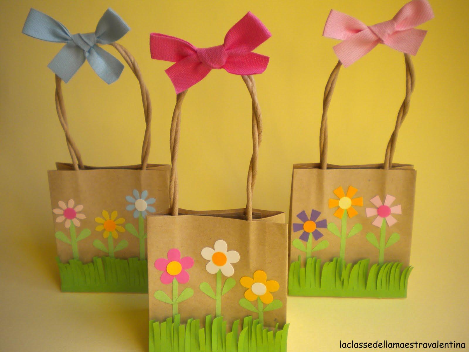 La classe della maestra valentina confezioni di pasqua for La classe della maestra valentina primavera