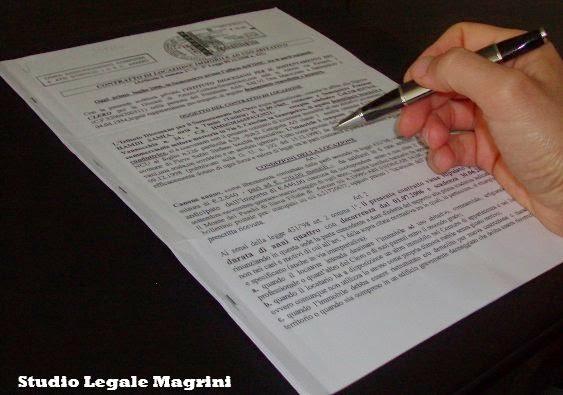 Avvocato gabriele magrini la conversione automatica del for Contratto di locazione ad uso abitativo di natura transitoria