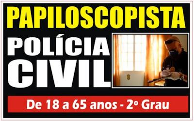PAPILOSCOPIA CONCURSO 2013 INSTITUTO MARCONI