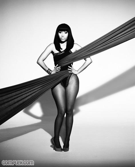 Nicki Minaj Complex Magazine Cover Interview Snippets(Pics)!