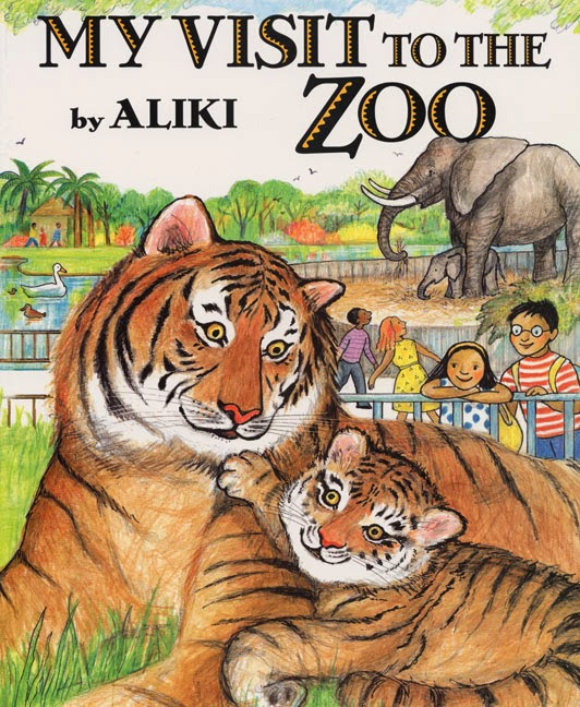 Toddler Approved!: 12 Book-Inspired Zoo Crafts & Activities {Aliki ...