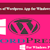 Features of WordPress App for Windows PC | Lafandar.org