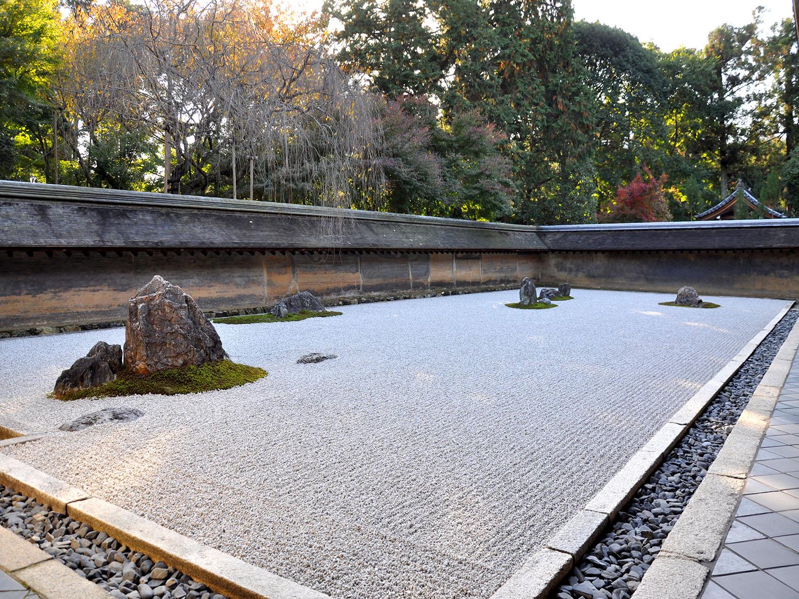 Seconde vue kyoto ambiance zen for Ambiance zen jardin