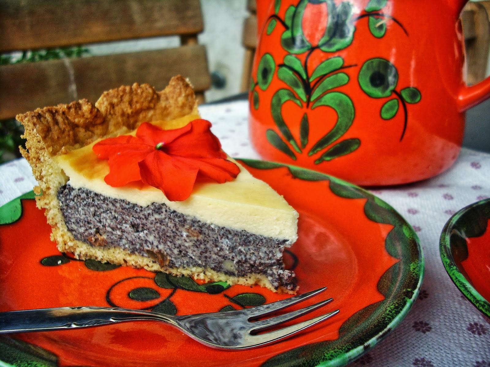Weltbester Mohnkuchen mit Schandguss
