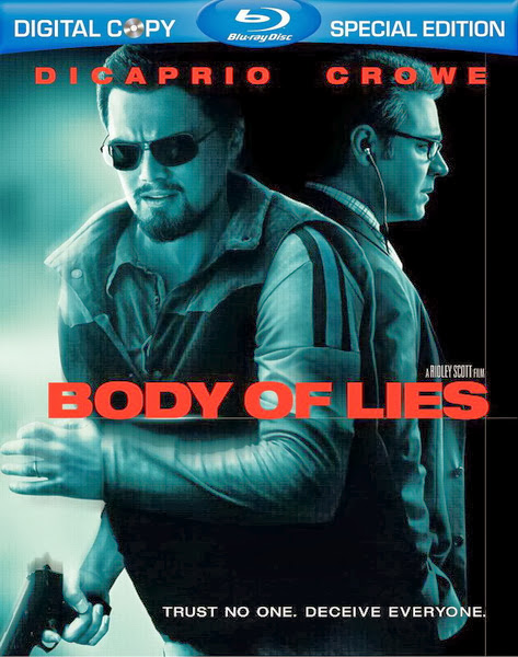 Body of Lies 2008 Hindi Dubbed Dual Audio BRRip 300mb