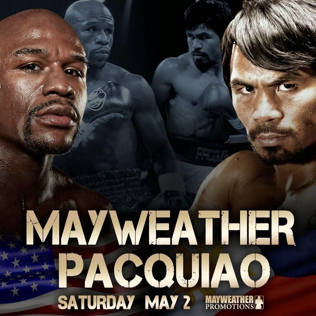 Floyd Mayweather vs Manny Pacquiao 2015
