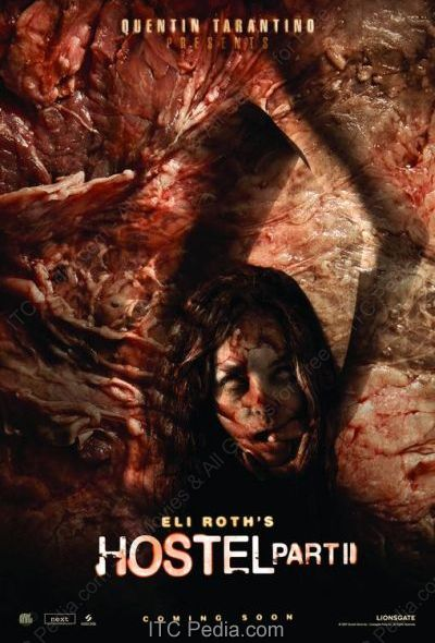 Hostel: Part II (2007) Unrated BRRip