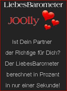 JOOlly Banner LiebesBarometer