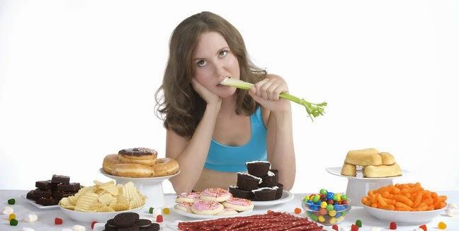 ¿Errores en tu dieta?
