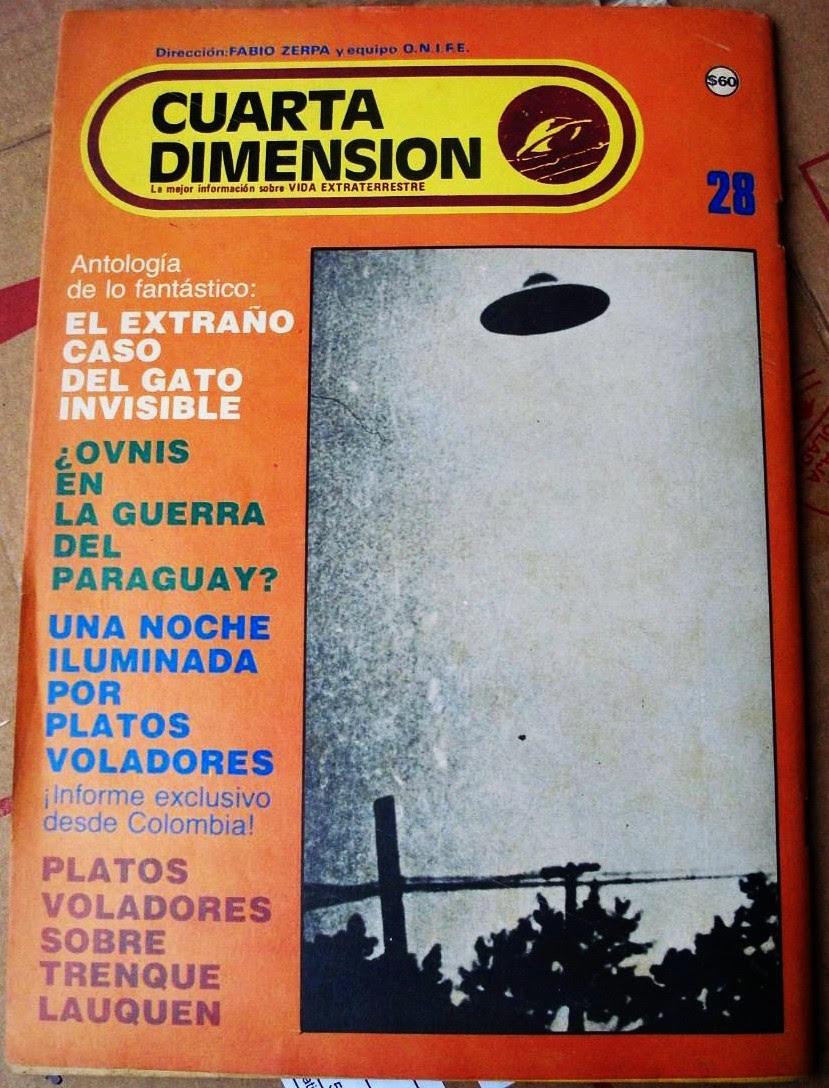Revista Cuarta Dimensión