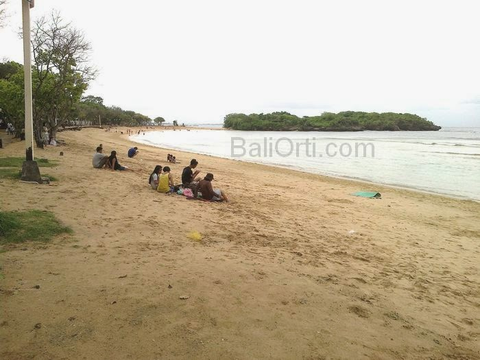 Nusa Dua Beach Bali, Indonesia