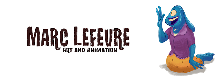 Marc Lefevre - Art and Animation