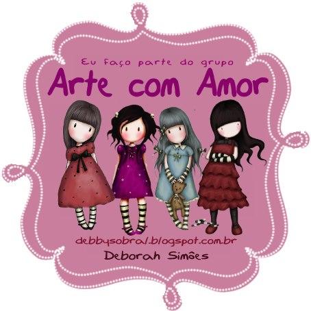 Minha Carteirinha Grupo Arte Com amor