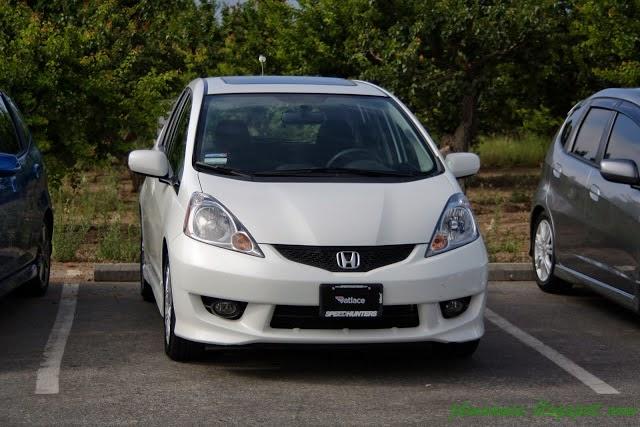 Perbedaan antara Honda Jazz GE8 Tipe S dan RS