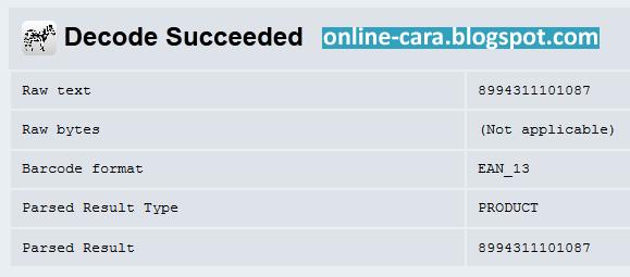 Cara Membaca QR Core Online