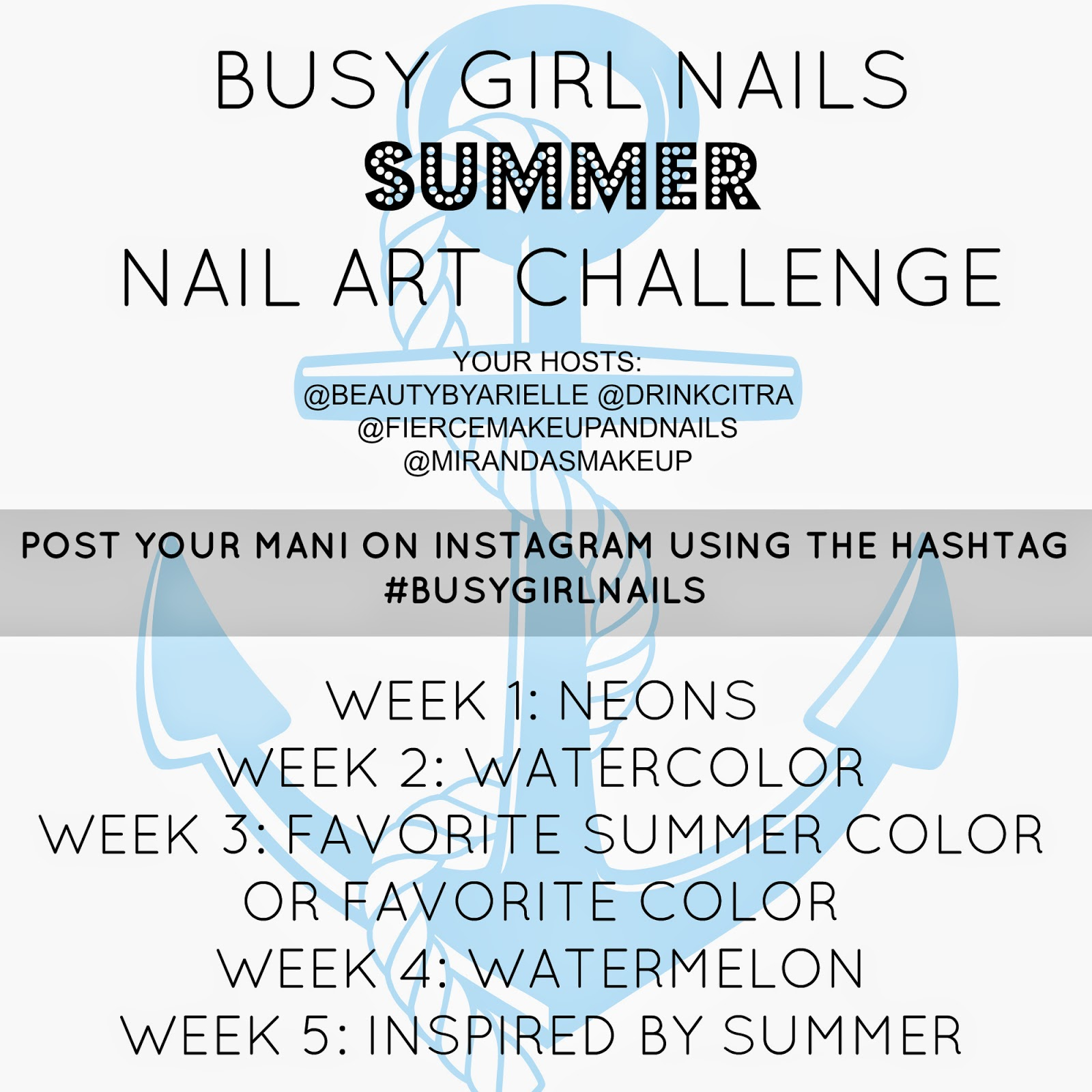 2014 Nail Art Challenge