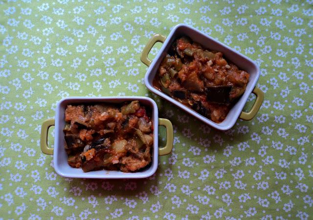 Ratatouille pisto francés receta casera