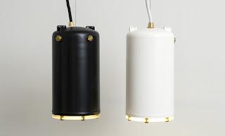 Lampes Faites Avec des Chaudières Recyclees