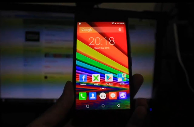 Flash Infinix Zero 2 Dengan Flashtool