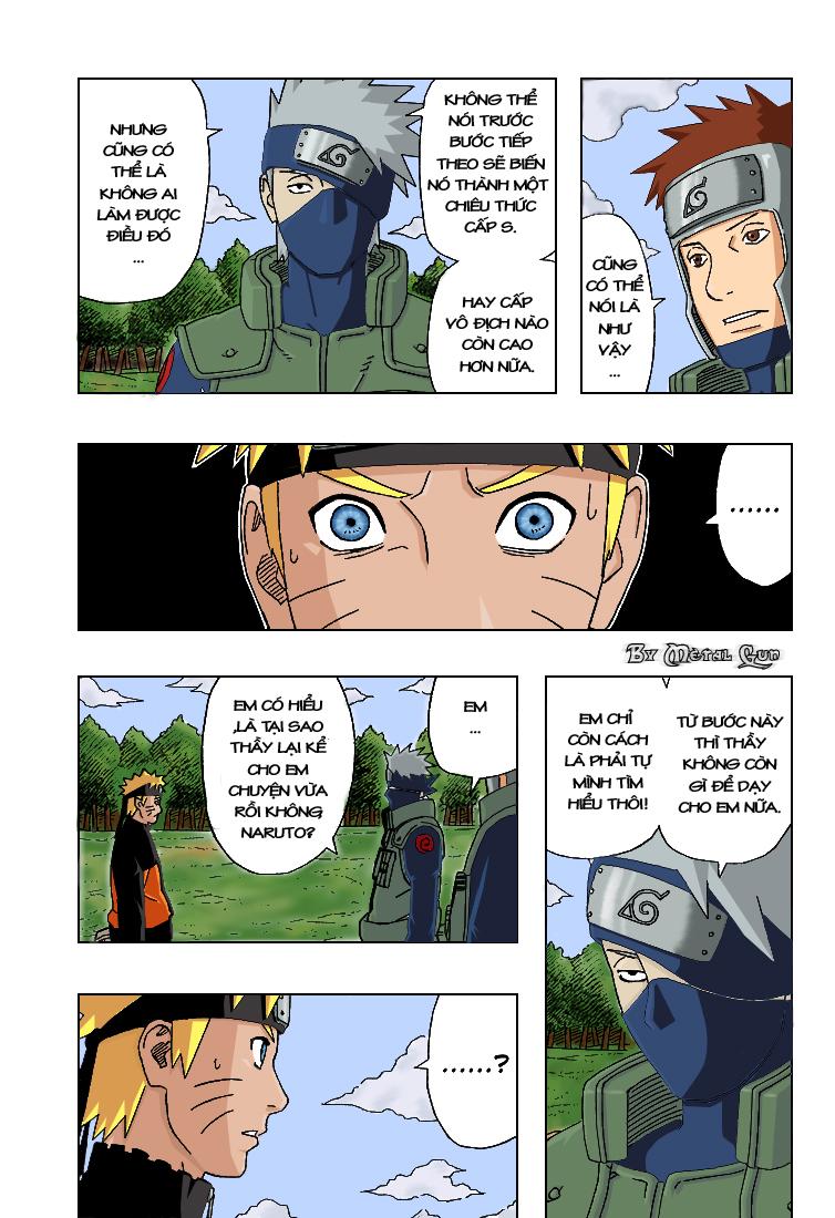 Naruto chap 321.Color Trang 11 - Mangak.info