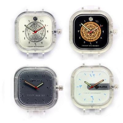 Rahsia dan keistimewaan Jam KeKanan atau anticlockwise watch.