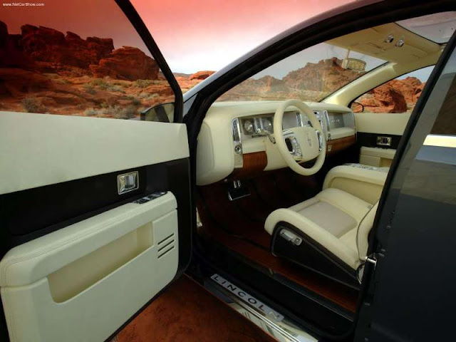 Lincoln Aviator Concept (2004)