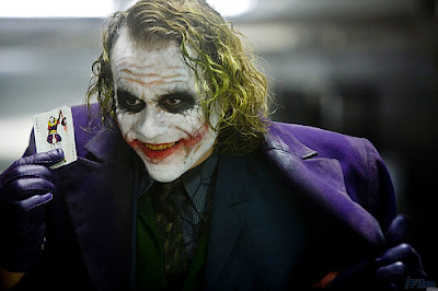 Joker by Heath Ledger