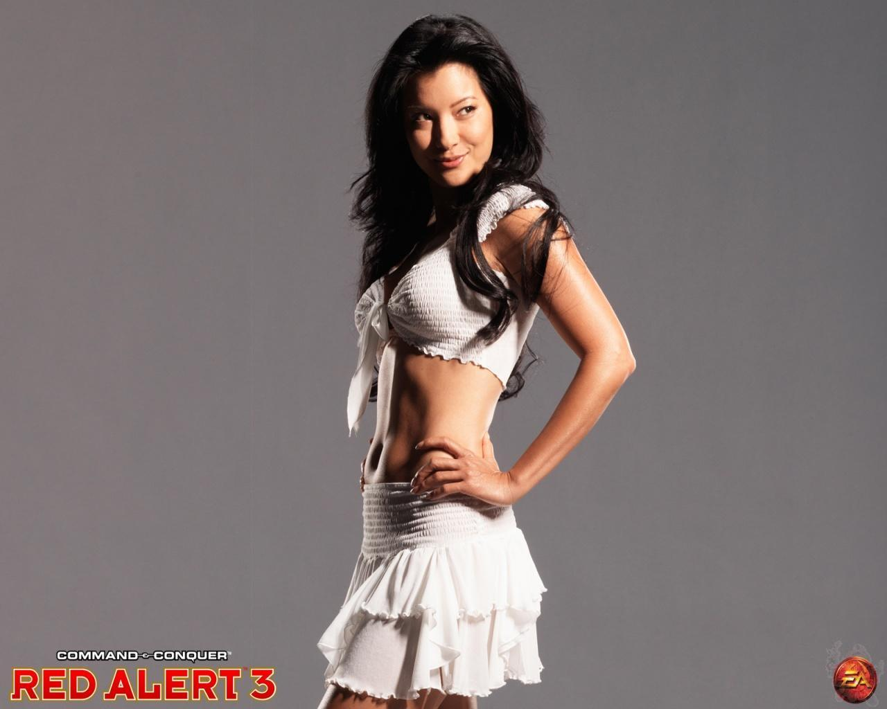 Unseen Kelly Hu Hot Wallpapers ~ 521 Entertainment World